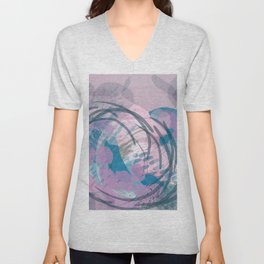 Near Spring (Cabin Fever #2) Unisex V-Neck