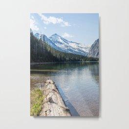I Lake This View Metal Print