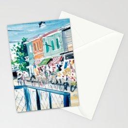 Bellaria, Italy, 1952             by kay Lipton Stationery Cards