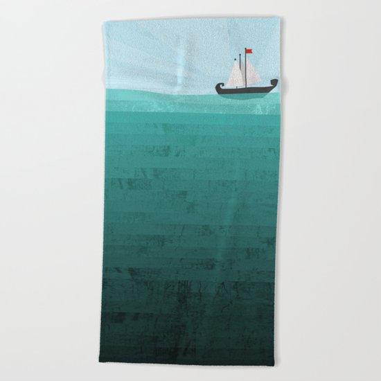 Sail Beach Towel