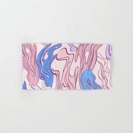 Pink lava Hand & Bath Towel