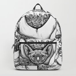 Sphynx Backpack