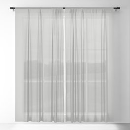 PPG Glidden Trending Colors of 2019 Solstice Green PPG1010-3 Solid Color Sheer Curtain
