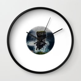 Downpatrick Head Wall Clock