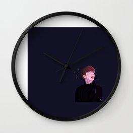 Car Door Guy Wall Clock