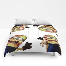 Zombie minion Comforters