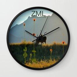 Inseparable Wall Clock
