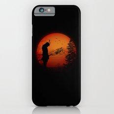 My Love Japan / Samurai warrior iPhone 6 Slim Case
