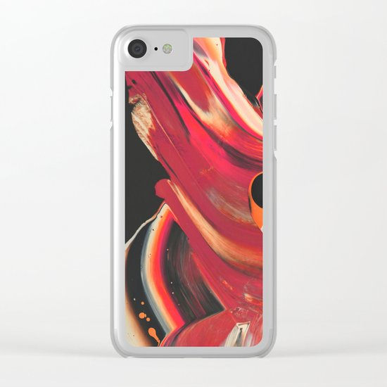 :untitled: Clear iPhone Case