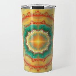 Happyness - Mandala Travel Mug