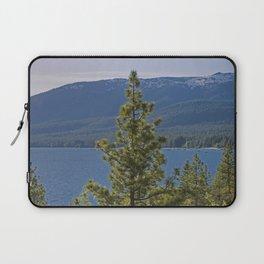 Trees + Tahoe II Laptop Sleeve