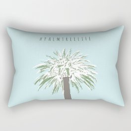 #palmtreelife - Palm Tree Life Rectangular Pillow