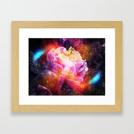 Wrap In Velvet Framed Art Print