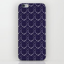 Moonflower Moon Phases iPhone Skin