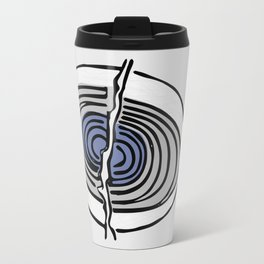 The Origin Of Love Eye Travel Mug