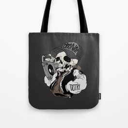 The Boombox Tote Bag