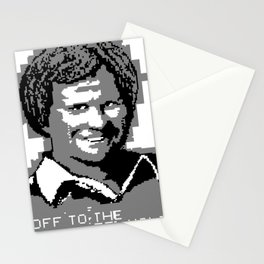 OFF TO THE 7TH HOLE (2016) Stationery Cards