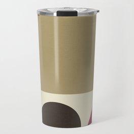 Bee's Knees FIVE (Square) Travel Mug