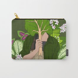 Loving Garden Carry-All Pouch