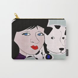 Petra & Pooch Selfie Carry-All Pouch