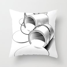 Just Add Color Throw Pillow