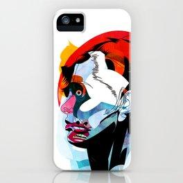 girl_220512 iPhone Case