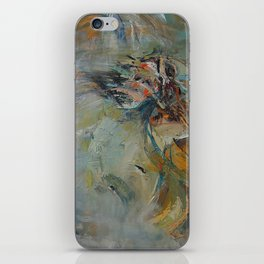Dance like a flight iPhone Skin
