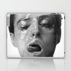 Monica Bellucci Traditional Portrait Print Laptop & iPad Skin