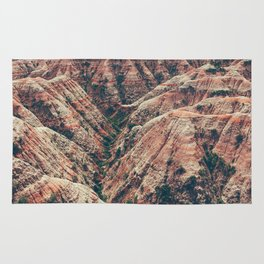 The Canyons (Color) Rug