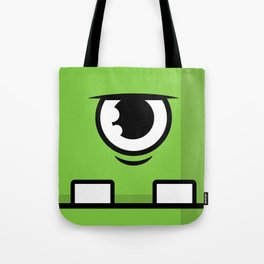 Monsters⁴ : Green Tote Bag