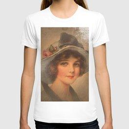 Vintage Lady 02 T-shirt