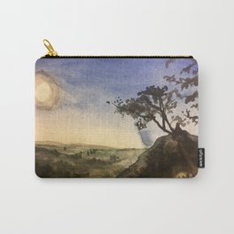 Burma View Carry-All Pouch