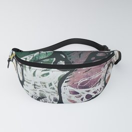 Abstract Hands Fanny Pack