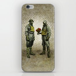 Contagious Love iPhone Skin