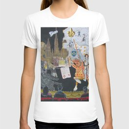 Joan of Arc The Stage Play T-shirt