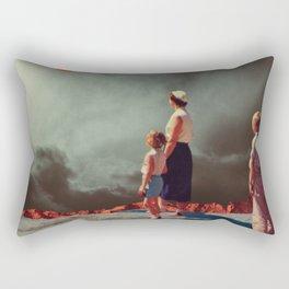 Mother Show Me The Way Rectangular Pillow
