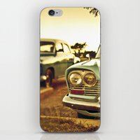 cuba iPhone & iPod Skins featuring Cuba cars by gabyjalbert