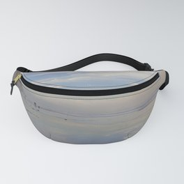 Photography - Misty Reflection at Torrey Beach Fanny Pack