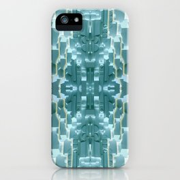 Cloud Cathedral Multiplied No.1 iPhone Case