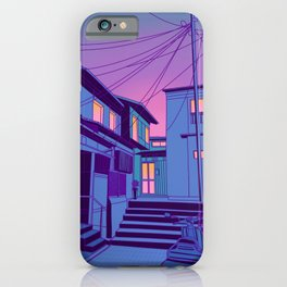 Kyoto Alley iPhone Case