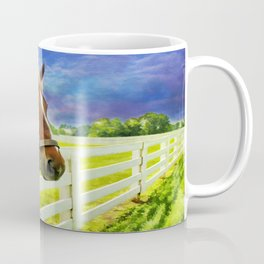Hello From the Bluegrass State Coffee Mug