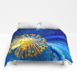 Poppy blast Comforters