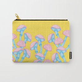 The Garden of Wonderland Mushroom Carry-All Pouch