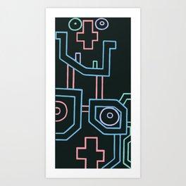 the. rite. stuff. Art Print