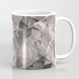 Shattered - Rose Gold Coffee Mug