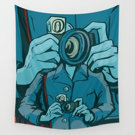 The Public Lens Wall Tapestry