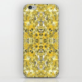 sunshine meditation iPhone Skin