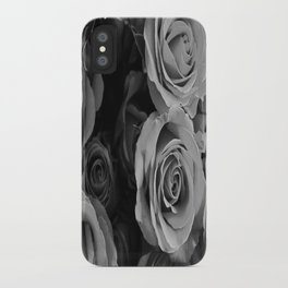 Black Hearted  iPhone Case