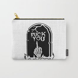 Mean Grave Carry-All Pouch
