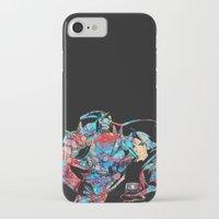 fullmetal iPhone & iPod Cases featuring Fullmetal Alchemist by lauramaahs